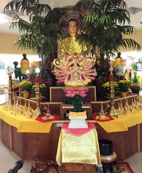 Jade Buddha in Boston Oct - 2014