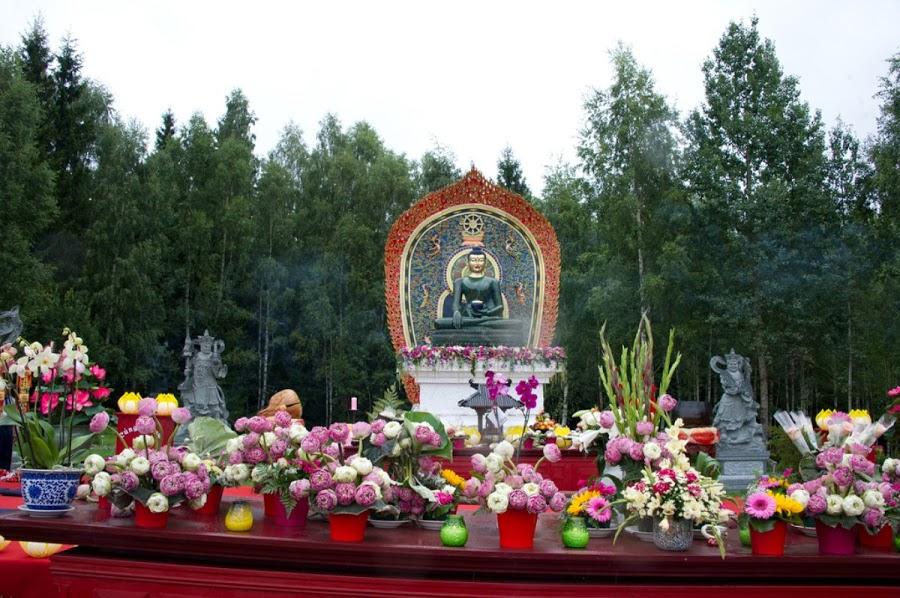 Phat Ngoc tai chua Khuong Viet Na Uy 2011 (5)