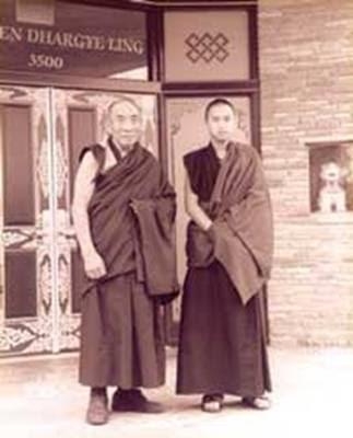Kusho Tenzin Drodon 3