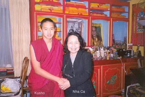 Kusho Tenzin Drodon