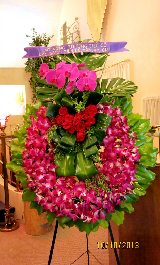 Funeral's Flowers (4)