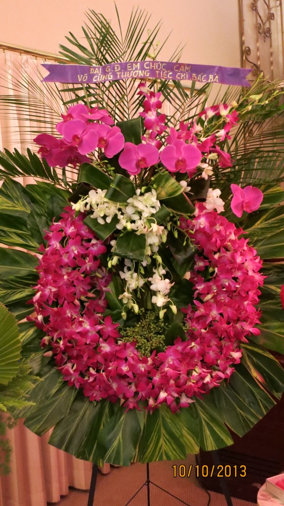 Funeral's Flowers (5)