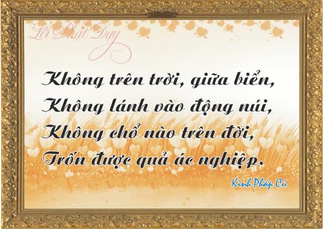 Lời Đức Phật.. (6)