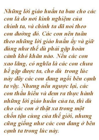 Lời Đức Phật.. (8)