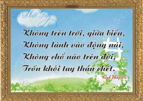 Lời Phật Dạy (2)