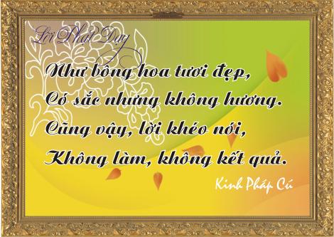 Lời Phật Dạy (3)