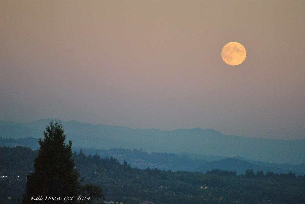 Full Moon Oct 7 - 2014 (3)