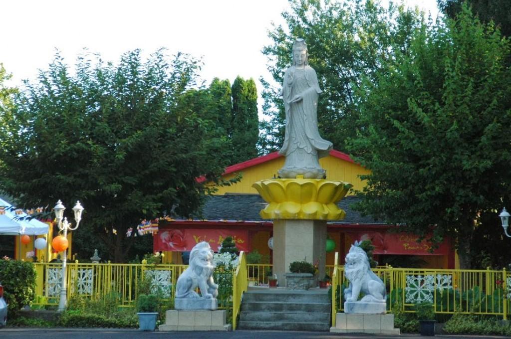 Le Vu Lan 2014 tai Buu Hung Temple (1)