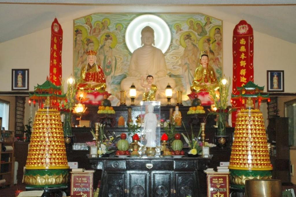 Le Vu Lan 2014 tai Buu Hung Temple (15)