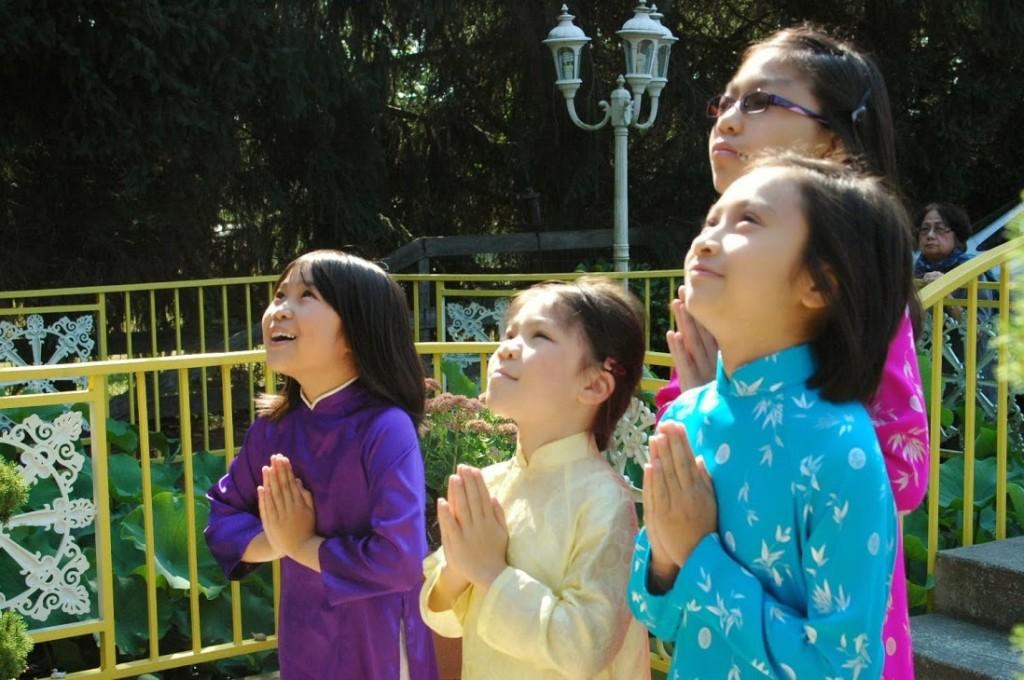 Le Vu Lan 2014 tai Buu Hung Temple (31)