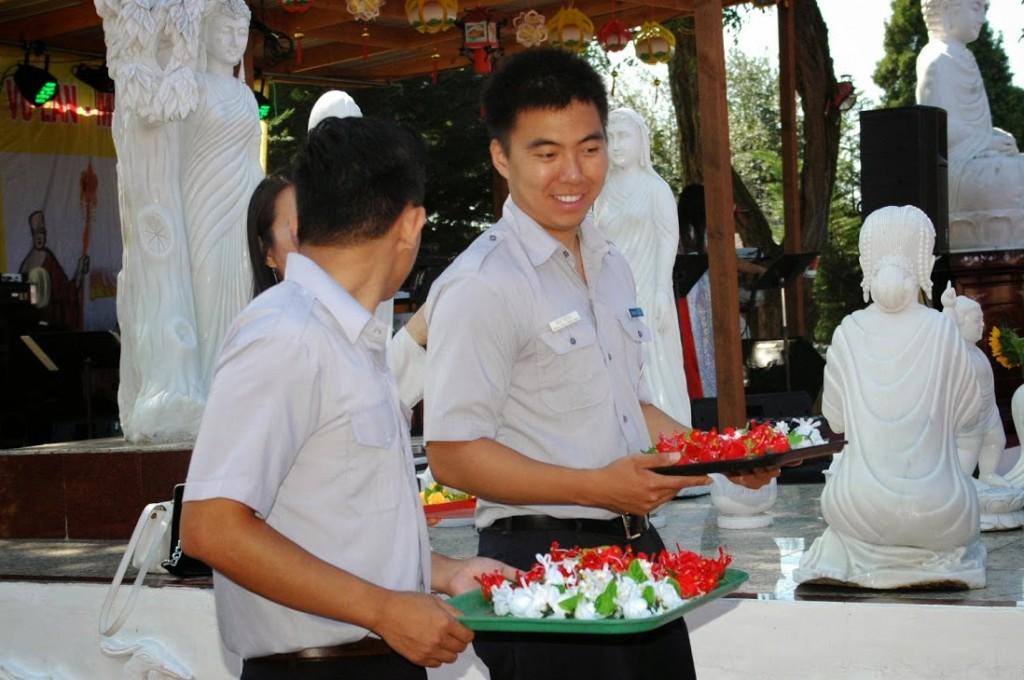 Le Vu Lan tai Tinh Xa Ngoc Son 2014 (9)