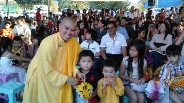 Phat Ngoc tai TX. Ngoc Chau 2014