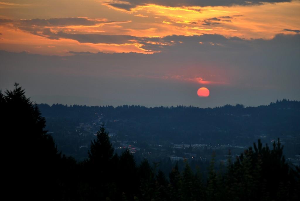 Sunrise August - 2014 (2a)