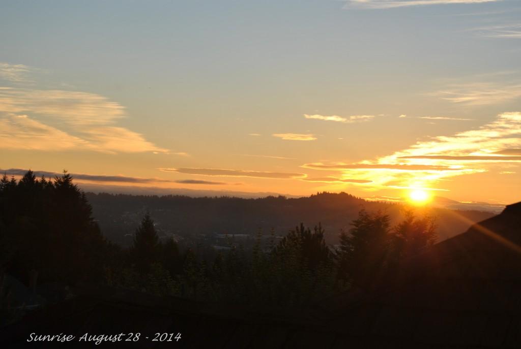 Sunrise August 28 - 2014 (20)