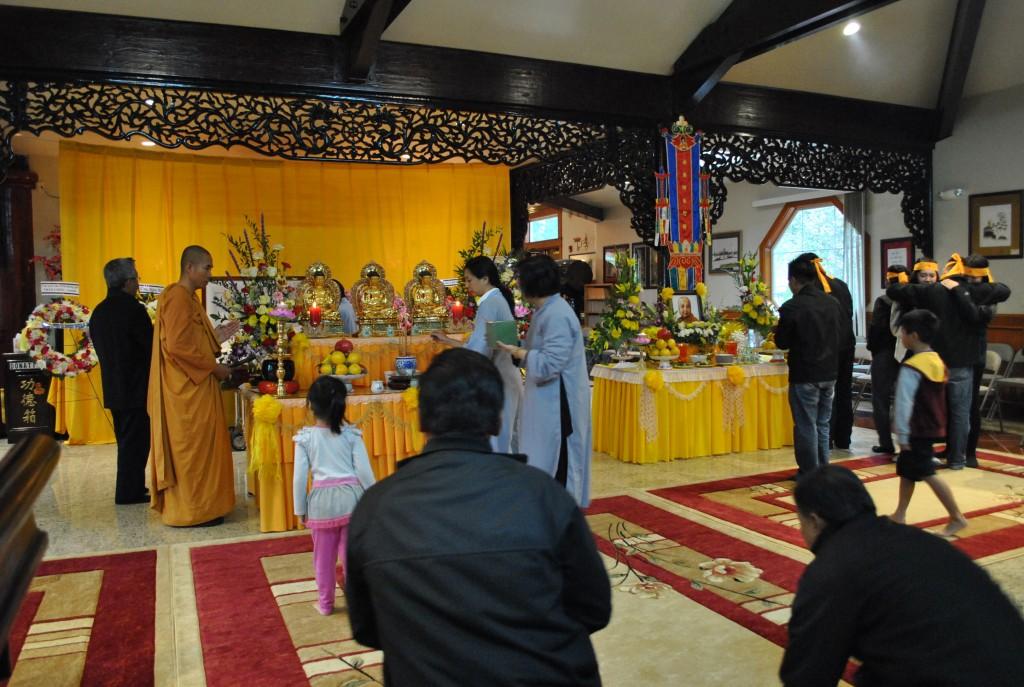 Le Cau Nguyen va Nhap Liem Ty Kheo Ni Thich Nu Lien Buu Nov 1 - 2014 (14)