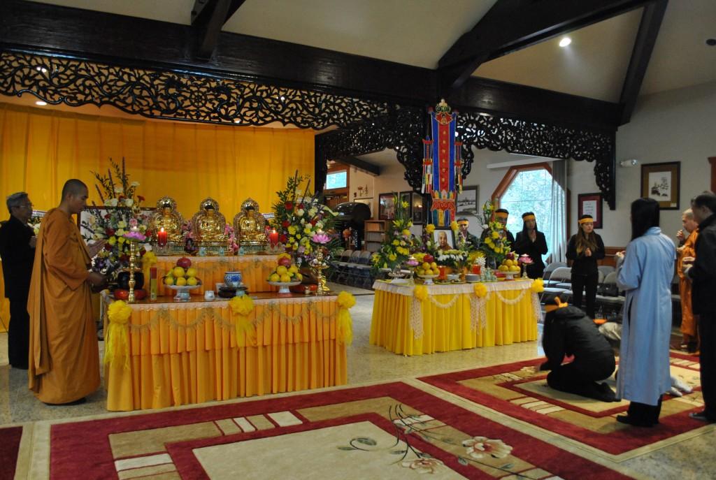 Le Cau Nguyen va Nhap Liem Ty Kheo Ni Thich Nu Lien Buu Nov 1 - 2014 (19)