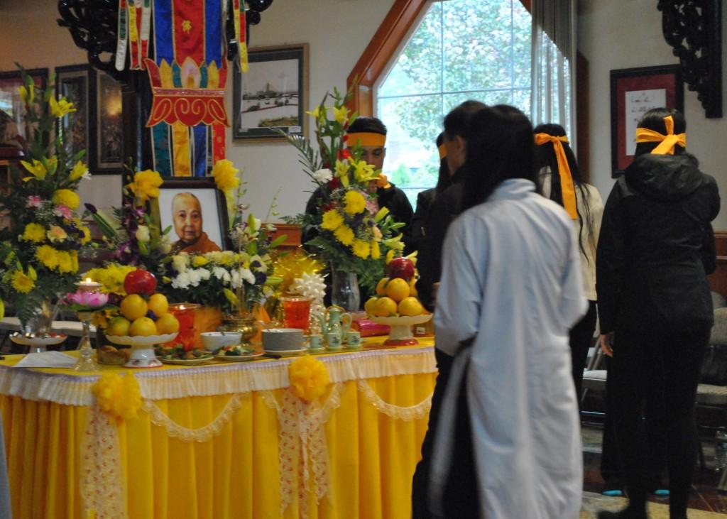 Le Cau Nguyen va Nhap Liem Ty Kheo Ni Thich Nu Lien Buu Nov 1 - 2014 (20)