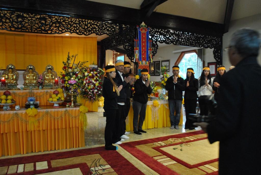 Le Cau Nguyen va Nhap Liem Ty Kheo Ni Thich Nu Lien Buu Nov 1 - 2014 (9)