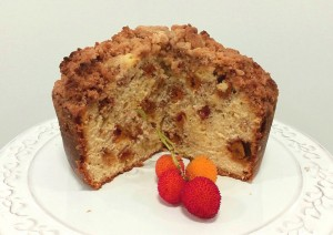 Arbutus_unedo_crumble_cake