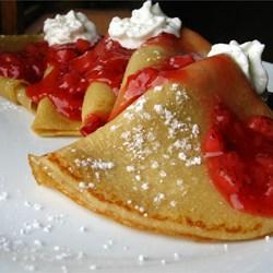 Dessert Crepes (2)